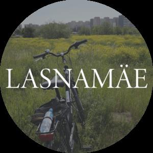Lasnamäe cycling tour