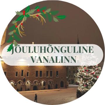 jõuluhõnguline vanalinn